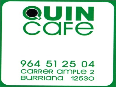 quin cafe
